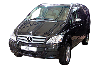 Mercedes Vianno – 9 Seater
