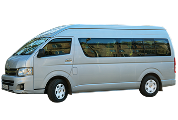 Toyota Highroof – 13 Seater