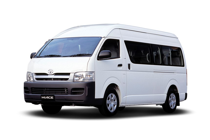 HIACE High-roof