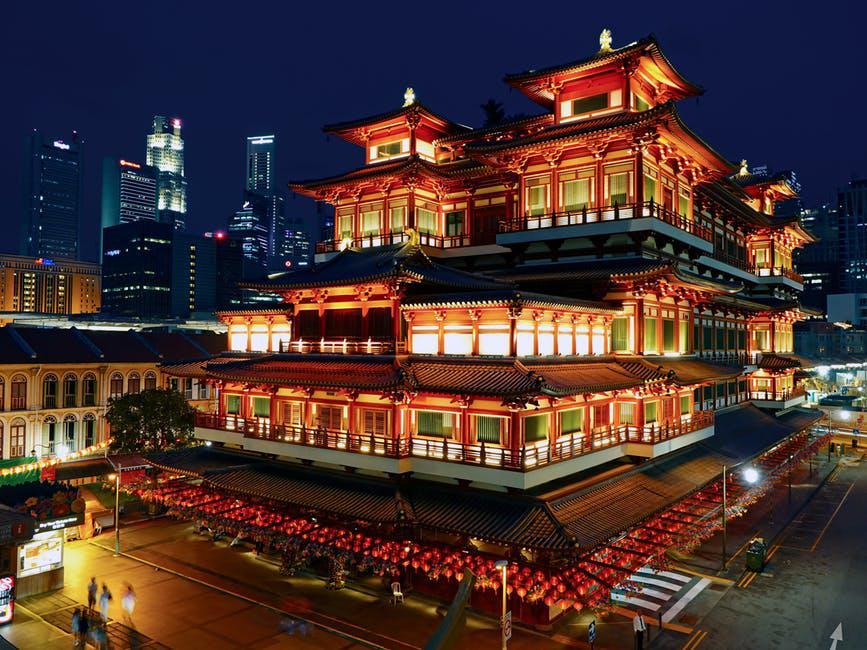 Singapore's cultural diversity