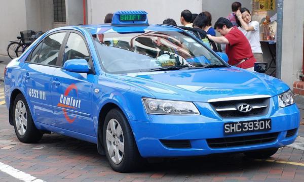 Taxi Singapore