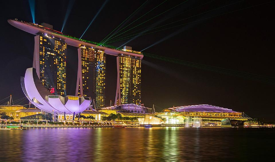 grand hotels in Singapore